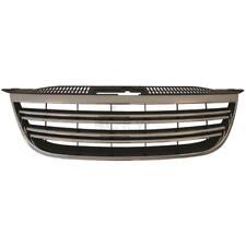 Griglia anteriore Grill senza emblema cromo nervature per VW Passat 3b 96-00