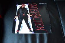 May May Ali – Satisfaction 12'' Vinyl 1988 House Jam Records – HJ-100