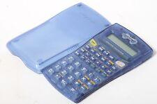 Sharp El-501W Scientific Calculator - Works - Free Shipping!