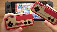 Nintendo Switch Limited Famicom Controller Family Computer nesVer Joy Con New Fs