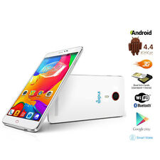 "UNLOCKED 5.5"" Android 4.4 DualSim 3G Smart Phone AT&T T-Mobile StraighTalk NEW"
