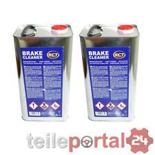 [1L/EUR2,99] 2x SCT Brake Cleaner 5L Bremsen Reiniger Teilereiniger Entfettung