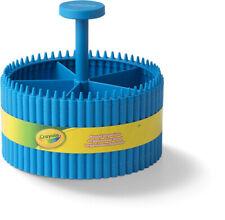Crayola Round Organizer, Cerulean [New Toy] Blue