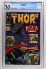 Thor #141 - Marvel 1967 CGC 9.0