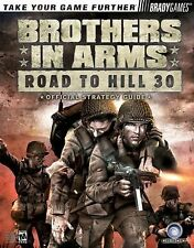 Brothers in Arms: Road to Hill 30 Official Strateg