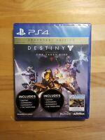Destiny: The Taken King -- Legendary Edition (Sony PlayStation 4, 2015) New!
