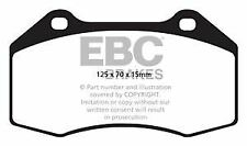DP42021R EBC Yellowstuff FRONT Brake Pads fit Grande Punto Mi.To Grande Punto Ab