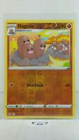 Dugtrio  93/202 Sword & Shield: Base  Reverse Holo  Mint/NM Pokemon