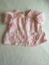 Ropa De Bebé niñas recién nacido-Lindo siguiente Prenda para el torso Blusa -