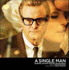 A SINGLE MAN Abel Korzeniowski/Shigeru Umebayashi CD