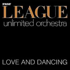 "HUMAN LEAGUE ""LOVE AND DANCING"" CD NEW+"