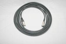 Tuchel cables del micrófono kleintuchel-XLR 6m para md421 md441, entre otras cosas,