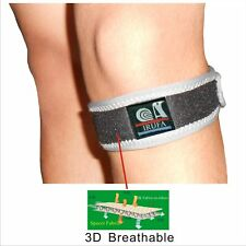 IRUFA 3D Breathable Runner Jumpers Knee Strap Support Band Patellar Tendonitis