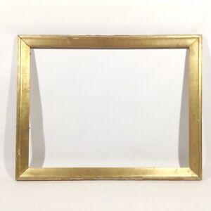 88 X 69 CM Painting Picture Frame Antique Baroque Art Nouveau Photo Gold