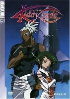 Kiddy Grade - Vol. 5 Anime ( Deutsch DVD NEU OVP )