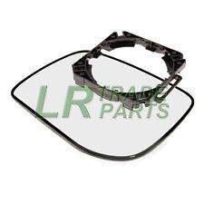 RANGE ROVER P38 LHS WING MIRROR GLASS & ADAPTOR, PASSENGER SIDE N/S - BTR6073