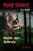 """Fear Street """"Nacht der Schreie"""" Roman, Loewe Verlag"""