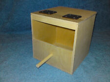 10 x Gouldian Finch Nest Boxes Aviary Foreign Zebra Breeding Bird Nesting Box