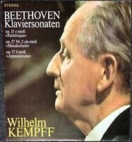 BEETHOVEN - Klaviersonaten op.13,27,57 LP Schallplatte - Sammlerstück selten rar