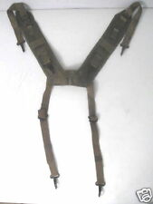 Vietnam US Army M1967 LC I H-Pattern Nylon Suspenders Unissued Condition