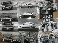 N°3980  CITROEN 12 photos constructeurs ZX  tout modéles et XANTIA  Activia 1991