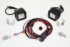 Rigid Industries 50231 D-Series; Dually D2; Driving LED Light Fits