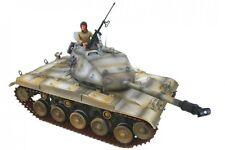 SECONDE GUERRE MONDIALE M41 WALKER BULLDOG Réservoir modèle déjà assemblé