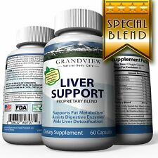 Liver Care Advanced Formula With Milk Thistle, Artichoke And Turmeric - Natural