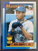 1990 Topps Ken Griffey Jr. Star ROOKIE RC #336 Baseball Card K5 Seattle Mariners