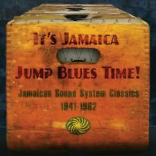 ** VAR ART ITS JAMAICA JUMP BLUES TIME 3CD JA SOUND SYSTEM CLASSICS 1941 TO 1962