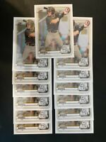 (13ct) 2020 Bowman Draft Paper ROBERT HASSELL 1st Bowman #BD-39 Padres Lot of 13