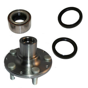 FRONT WHEEL BEARING KIT & HUB FOR SUBARU FORESTER IMPREZA WRX LIBERTY OUTBACK