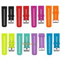 Silicone Soft Smart Sport Watch Wrist Band Strap Belt for Garmin Vivoactive HR