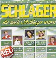 Schlager die noch Schlager waren (20 tracks) Gerd Wendland, Manuela, Jo.. [2 CD]