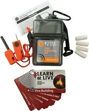 Ultimate Survival Tech 20-02760 Learn & Live Fire Starting Kit