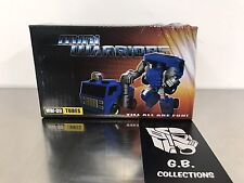 Transformers iGear Mini Warriors MW-09 Tubes ( Pipes ) New Sealed