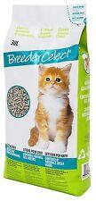 Breeder Celect Cat Litter - Odur Control 30 Litre Bag