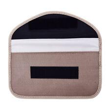 RFID Signal Blocking Shielding Pouch Faraday Bag Cell Phone Blocker Wallet