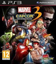 Marvel vs. Capcom 3: fate of two worlds (PS3 Game) * bon état *