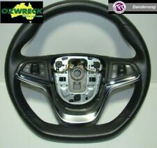 Genuine VF Leather Steering Wheel Suits SS Evoke Calais