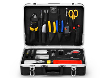 Fiber Optic Fusion Splicing Tool,Fusion Splicing Consumables Kit  - 45261