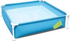 More details for bestway my first frame pool childrens garden splash swimming paddling pool 56217