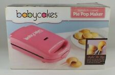 The Original Babycakes Nonstick Coated Cupcake Maker Pink