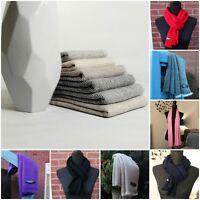 Super Soft Pure Nepalese Cashmere Scarf Scarves UNISEX -IDEAL PRESENTS