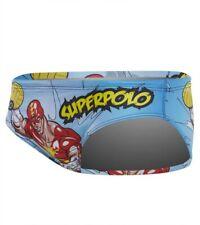 """Turbo Water Polo Men's Swim Brief Size 38 """"Super Polo"""""""