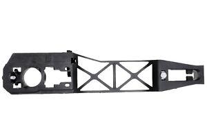 Exterior Outer Outside Door Handle Reinforcement Bracket Black Front Right Side