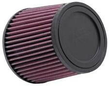 "RU-2520 K&n De Goma Universal Filtro de aire 4""FLG, 5-3/8""B, 4-3/8""T, 5""H (KN Univers"