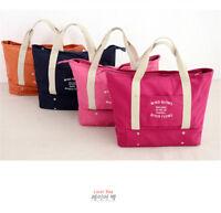 Beach Bag Womens Ladies Tote Bags Summer Extra Large Shoulder Shopper Zip UK New