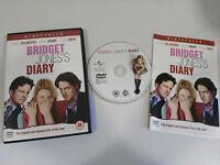 BRIDGET JONE´S DIARY DVD RENEE ZELLWEGER HUGH GRANT COLIN FIRTH ENGLISH