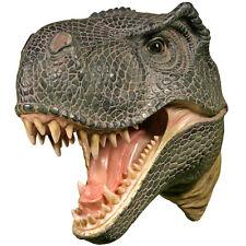 T-REX Dinosaur Head 3-D Wall Mounted Tyrannosaurus Rex 3D Hanging Attack Plaque